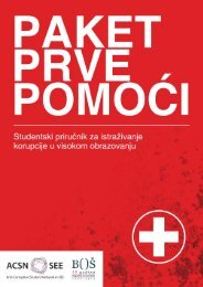 www.bos.rs i srpskoj particiji AKSM - ERI SEE