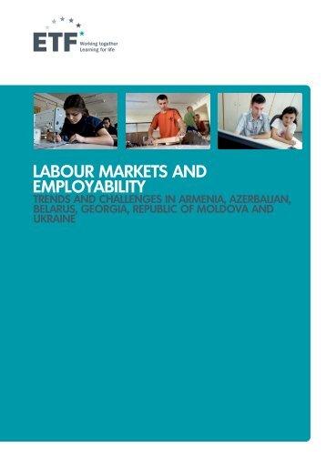 ETF Labour markets & employability 2011 - ERI SEE