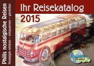 Ihr Reisekatalog 2015
