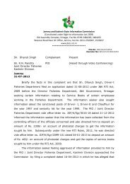 SIC/J/C/27/2013/223 - State Information Commission