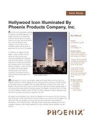 Los Angeles City Hall Case Study - Phoenix Products