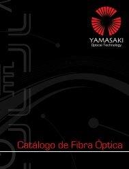 Catálogo de Fibra Óptica - yamasakiot.com