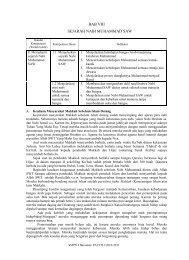 8 Sejarah Nabi Muhammad Saw - PAI SMPN 3 Baradatu