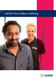 LABCDE Första hjälpen-utbildning - Swedavia