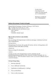 Kallelse och dagordning till årsstämma 2012 - pdf, 135 Kb - Swedavia