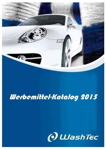 Werbemittel-Katalog 2015