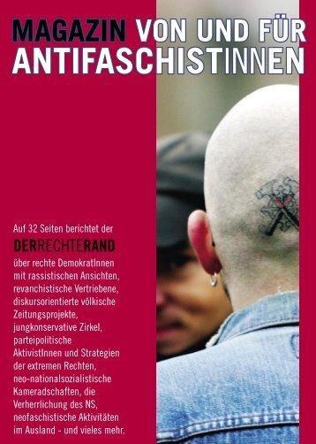 ANTIFASCHISTINNEN - Der Rechte Rand