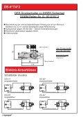 DS-4*7/4*2 Elektro-Anschlüsse - Hydropa GmbH & Cie. KG - Seite 2