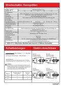 DS-4*7/4*2 Elektro-Anschlüsse - Hydropa GmbH & Cie. KG - Seite 3
