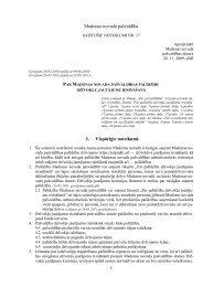 Saistošie noteikumi nr. 17 Par Madonas novada ... - Madona.lv