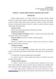 """Konkursa """" Andreja Eglīša Ļaudonas vidusskolas logo ... - Madona.lv"""