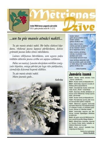 Avīze - Madona.lv
