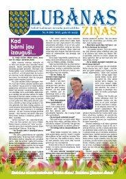 2013. gada 9. numurs - Lubānas novads