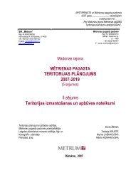 Teritorijas izmantošanas un apbūves noteikumi - Madona.lv