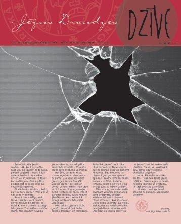 Augusta/septembra izdevums - Rīgas ev. lut. Jēzus draudze