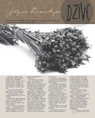 Marta izdevums - Rīgas ev. lut. Jēzus draudze