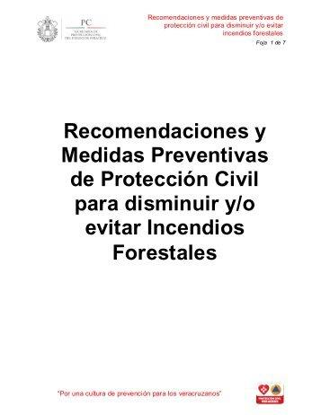 Recom-para-Prevenir-Incendios-Forestales-2015