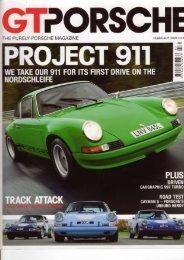THE PURELY PORSCHE MAGAZINE - Tuthill Porsche