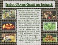 Ielīgo Jāņus Ogrē un Ikšķilē - Vidzeme.com
