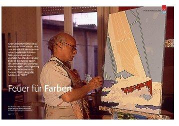 Feuer für Farben - Franco Costa