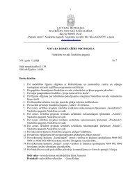 lejupielādet sēdes protokolu (PDF) - Naukšēnu novads