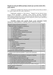 Pašvaldības policijas paveiktais 2012. gada augustā - Ropaži.lv