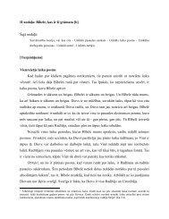 II nodaļa: Bībele, kas ir šī grāmata [b] Šajā nodaļā: [Turpinājums ...