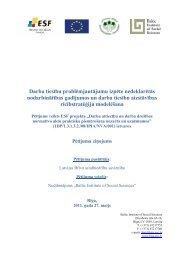Darba tiesību problēmjautājumu izpēte nedeklarētās nodarbinātības ...