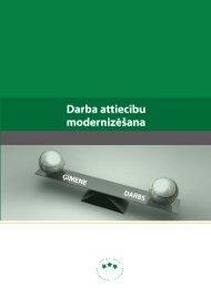 Darba attiecību modernizēšana - Latvijas Brīvo Arodbiedrību ...