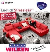 Möbel Wilken - Endlich Stressless