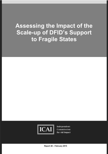 ICAI-Report-Assessing-the-Impact-of-the-Scale-up-of-DFID's-Support-to-Fragile-States