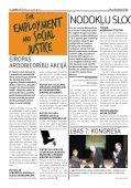 LBAS Vēstis Nr. 141 - Latvijas Brīvo Arodbiedrību Savienība - Page 2