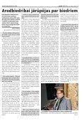 LBAS Vēstis Nr. 141 - Latvijas Brīvo Arodbiedrību Savienība - Page 7