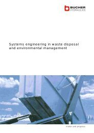 Systems engineering in waste disposal and environmental ...