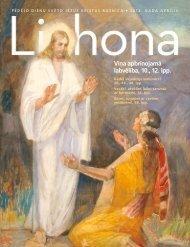Liahona - Jēzus Kristus ir ceļš
