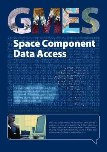 GMES Space component data access - VATP
