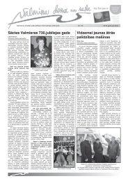 Å¡eit - Valmiera