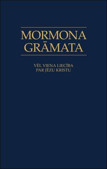 MORMONA GRĀMATA
