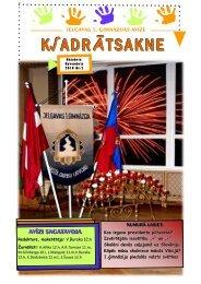 2010.g. oktobris, novembris Nr.2 - Jelgavas 1. ģimnāzija