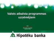 Valsts atbalsta programmas uzņēmējiem - Balvi