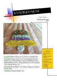 2013.g. aprīlis-maijs Nr.7 - Jelgavas 1. ģimnāzija
