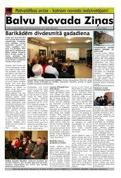 Balvu Novada Ziņas Nr.2. - Balvi