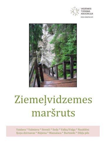 Ziemeļvidzemes maršruts - Visit Valmiera