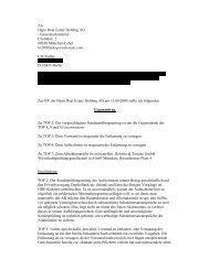 Gegenantrag: U. Zedler - Hypo Real Estate Holding AG