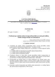Noteikumi par mācību maksas kompensēšanu Balvu novada ... - Balvi