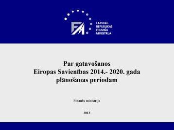 ES struktūrfondu finanšu pārdale pēc noslēgumu pieprasījumu ...