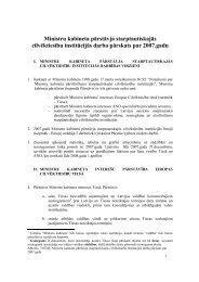 2007. - Latvijas Republikas Ārlietu Ministrija