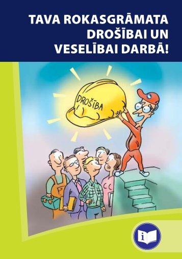Darbinieka rokasgrāmata drošībai un veselībai darbā
