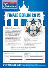 FINALE BERLIN 2015