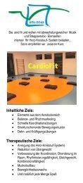 CardioFit - HOY-REHA GmbH